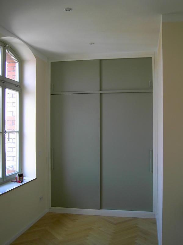 Schreinerei Meier - Garderobe