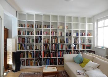 Schreinerei Meier - Bibliothek