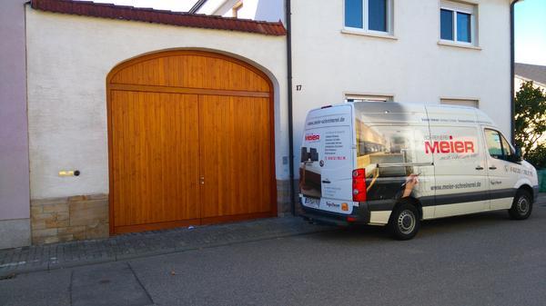 Schreinerei Meier - Holzhaustüren/Toren