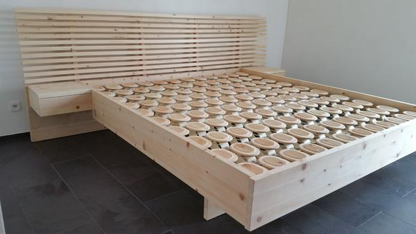Zirbenbett Schlafsystem Relax