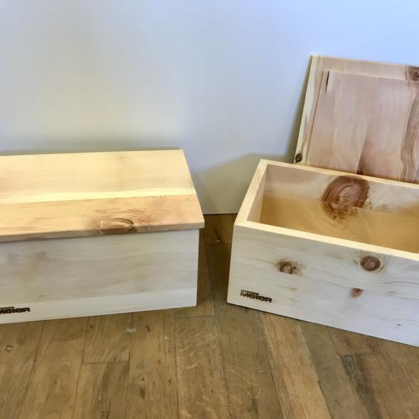 handgefertigte Brotbox